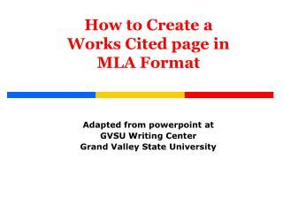 Free MLA Ebook Citation Generator for Students and Scholars